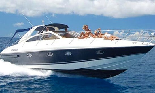 Charter Princess V42 Motor Yacht In Norway