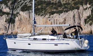 Bavaria 39 Cruiser Sailing Yacht with 3 Cabins in Greece