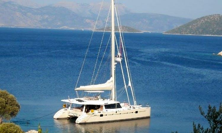 Charter Moonstone 62 Catamaran in Norway