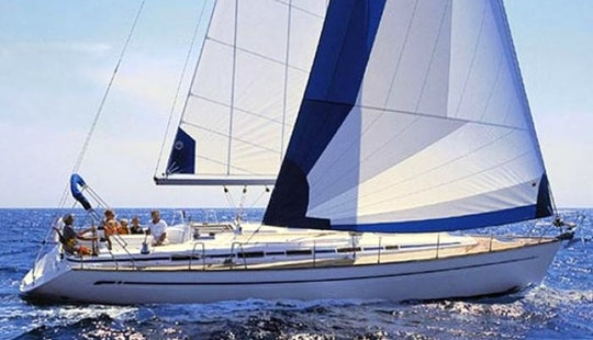 Charter Bavaria 44 In Greece