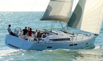 Bareboat Sailing Vacation in Corfu Island, Greece