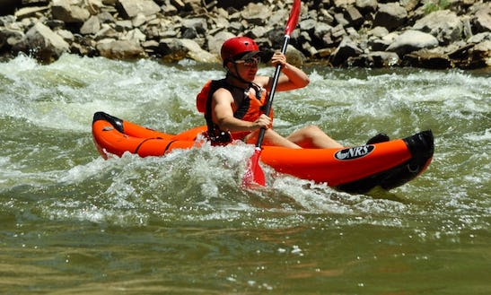 Inflatable Kayaks Rentals On Colorado River
