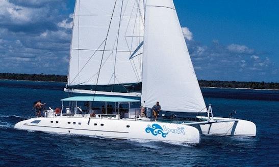 Charter Catamaran Sy Azzura In Muscat