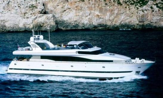 Charter Jeanneau Prestige 42 Fly