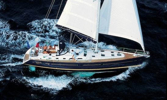 Beneteau Oceanis 52.3 Charter In Italy