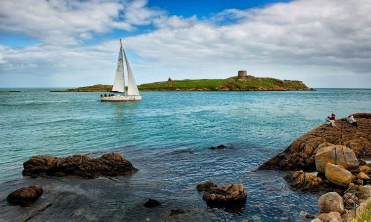 Go sailing in Dublin Bay
