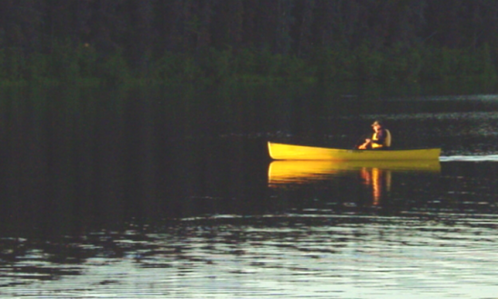 Rent A Canoe In British Columbia