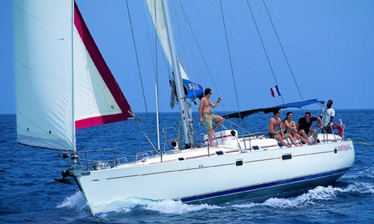 Beneteau Cyclades 50.4 Sailing Yacht British Virgin Islands