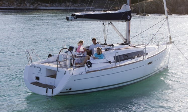 Beneteau 31 Sailboat British Virgin Islands