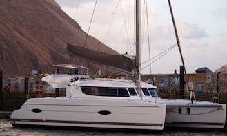 2014 Lipari 41 Catamaran Charter British Virgin Islands