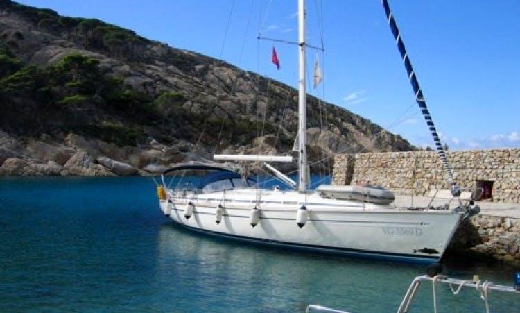 Boat Charter Bavaria 49 (5 Cab) in Tuscany