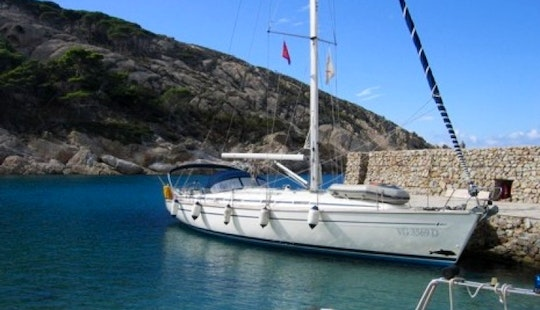 Boat Charter Bavaria 49 (5 Cab) In Tuscany