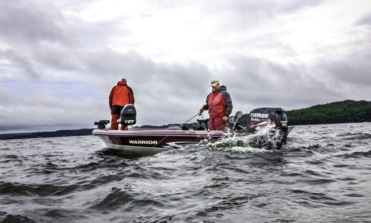 Fishing Charter on Lake Oahe in South Dakota