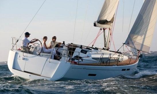 Boat Charter Jeanneau So 409