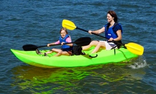 2 Person Recreational Sit On Top Kayak, Moab Ut