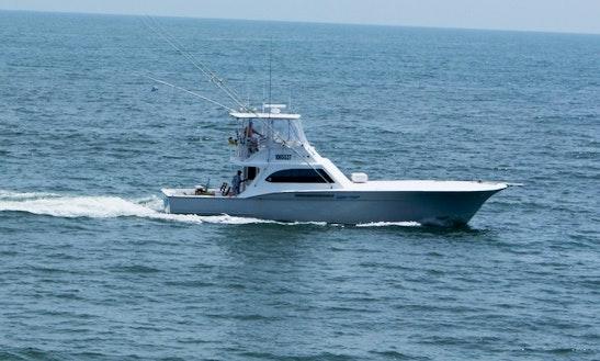 55' Sport Fisherman In Carolina Beach, North Carolina United States