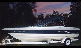 20ft Bayliner Capri 2050 Boat Rental In Six Mile, South Carolina