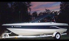 20ft Bayliner Capri 2050 Boat Rental In Six Mile, South Carolina