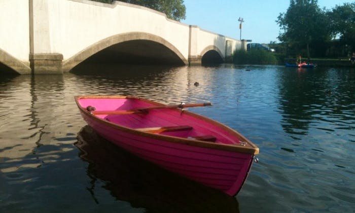 Row Boat for Hire in Wareham