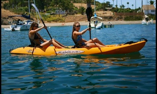 Malibu Pro 2-10 Kayak Rental Elephant Butte Nm