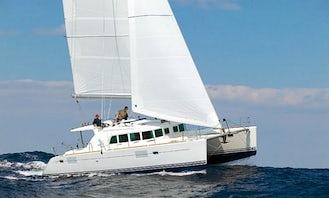 Stunning 440 Catamaran for 8 Pax in St Martin, Anguilla