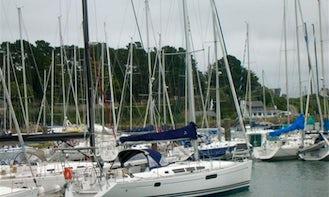 Sun Odyssey 44i Sailing Yacht Charter St Martin British Virgin Islands