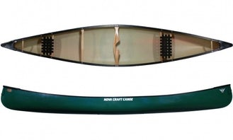 Rent a 16' Nova Craft Royalex Prospector Canoe in Manitoba, Canada