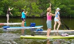 Refreshing and Safe Paddleboarding Trip on Red River in in Winnipeg, Manitoba