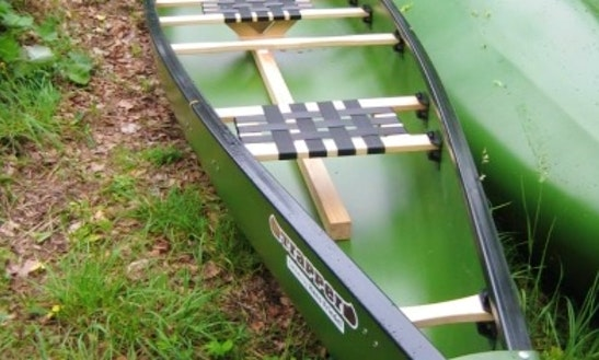 Trapper Ursus Canoe Rental Sweden