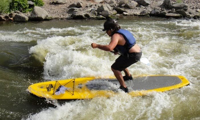 Stand Up Paddleboard Trips in New Mexico