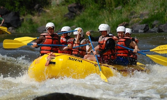 Whitewater Rafting Trips In New Mexico