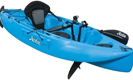 Single Hobie Kayak Rental, Courtenay, Bc