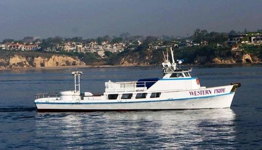 Newport, Ca, 99 Person Fishing Boat