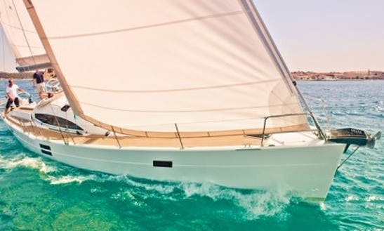 Elan 494 Impression Sailing Yacht Charter In Croatia