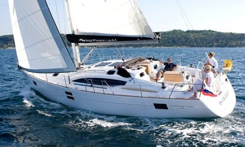 Croatia Charter Elan 444 Impression (4 cabin) Sailing Yacht