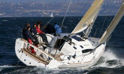 Elan 410 Sailing Yacht Charter in Croatia