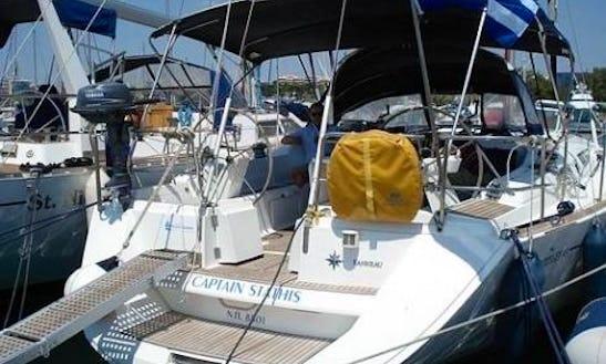 Sun Odyssey 49 I Sailing Yacht Charter In Croatia