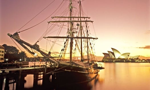 Tall Ship Afternoon Discovery Cruise in Sydney