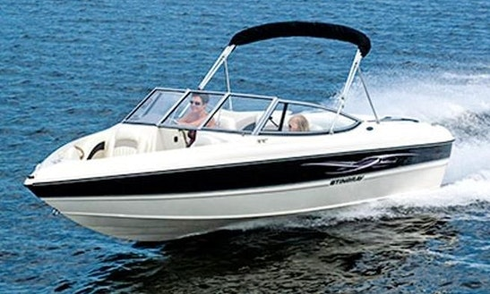 Charter A Powerboat On Lake Muskoka