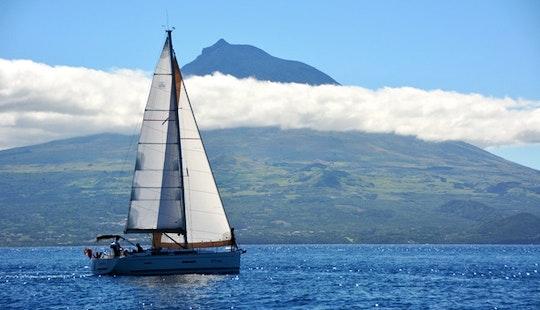 Dufour 410 Grand`large - Stella - Base Horta, Faial Island, Azores