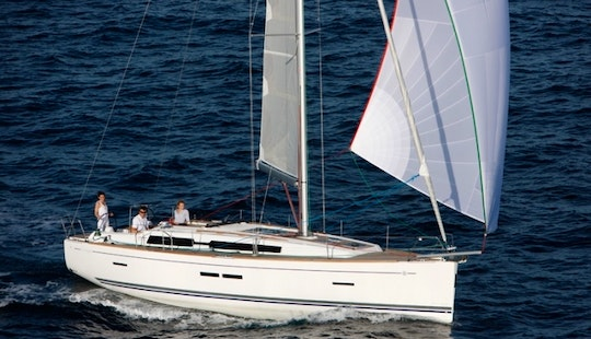 Charter A 2011 Dufour Cruising Monohull In Muğla, Turkey For 8 Person