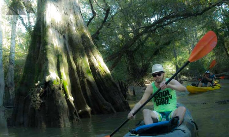 Kayak for Rent in New Orleans