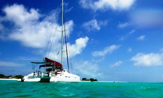 Comfortable Crewed Sailing Catamaran In Angra Dos Reis Brazil