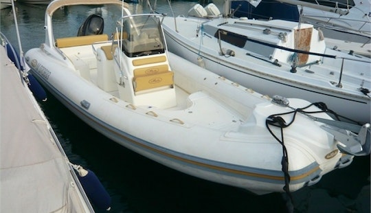 Rent Prince 21 Rib In Golfe Juan, France