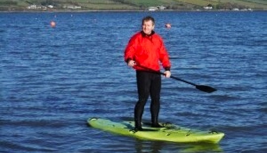 Stand Up Paddle Board Rentals & Lessons In Clare, Ireland
