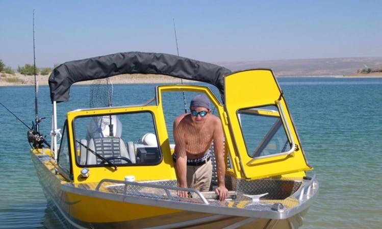 Western Colorado Fishing Trips