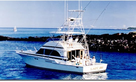 Fishing Charter 46ft