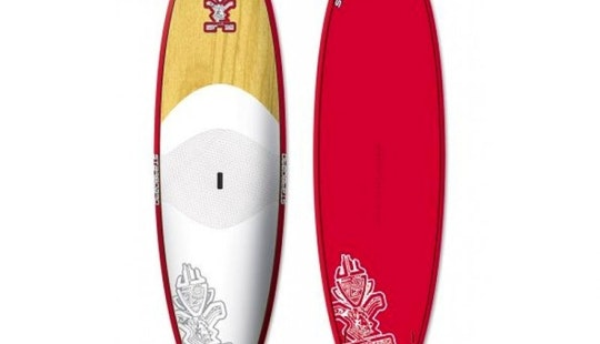 Stand Up Paddleboard Starboard Avanti 11' Rental In Mexico