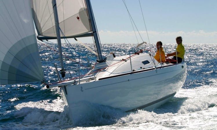 Charter a Beneteau First 27.7s in the Netherlands