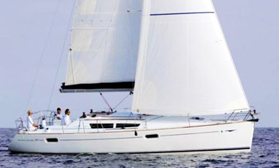 Jeanneau Sun Odyssey 39i Performance In Netherlands